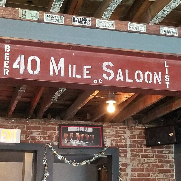 40 Mile Saloon