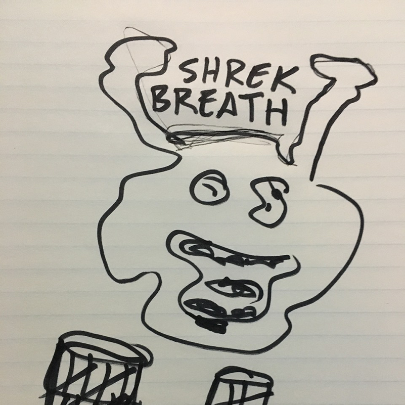 Shrek Breath – Off Beat Festival