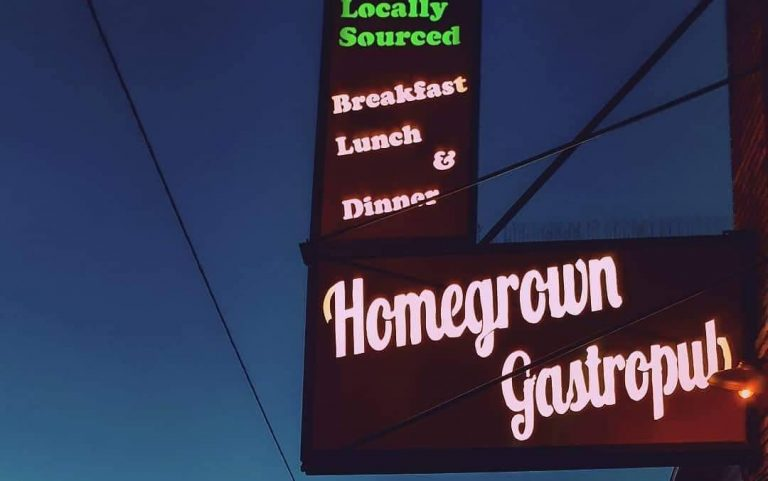 Homegrown Gastropub
